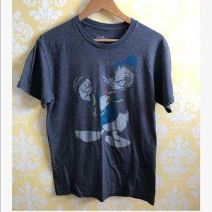 Disney men's vintage style t-shirt sz: Med